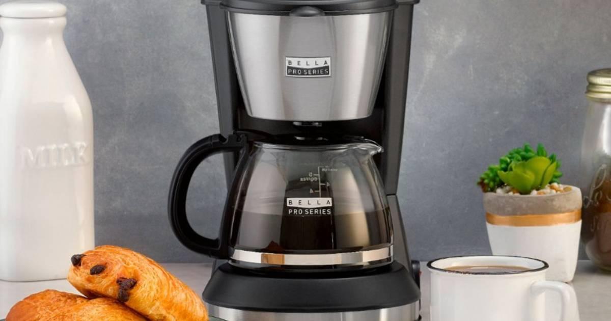 Cafetera Bella Pro Series