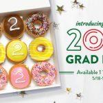 Docena Donas de de Krispy Kreme GRATIS para Graduandos –  Mayo 19
