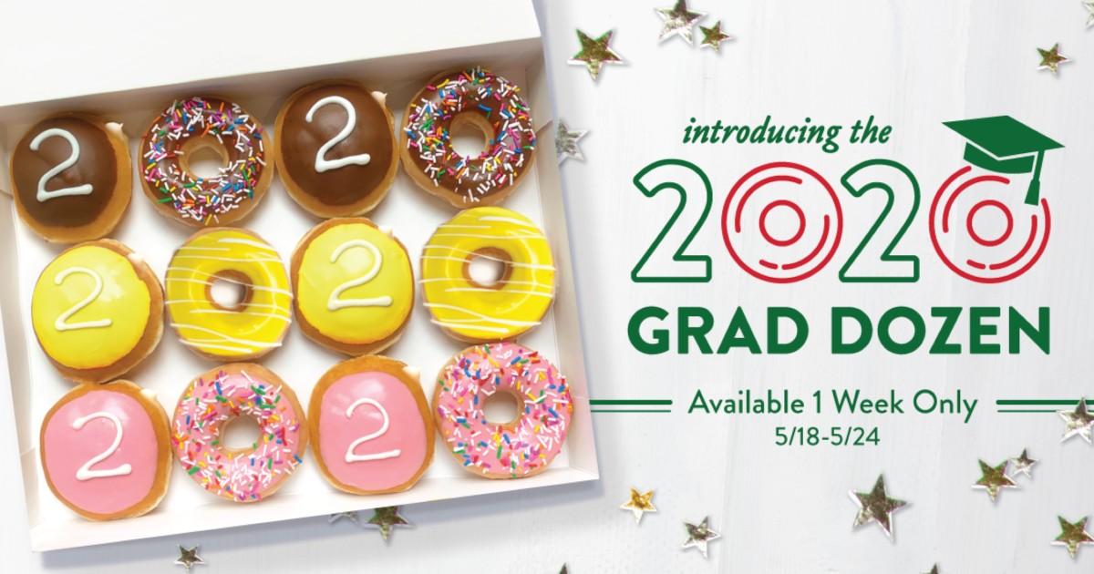 Donas de Krispy Kreme Donuts GRATIS