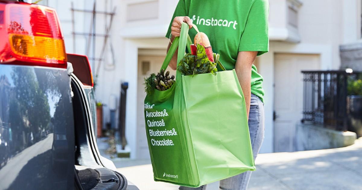 Gana Dinero Extra Entregando Comestibles para Instacart