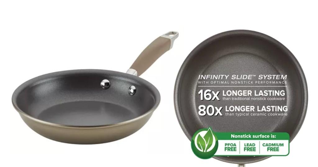 Sartén Anolon Advanced Home 8.5″ Nonsticka solo $18.74 (Reg. $49.99) en Macy's