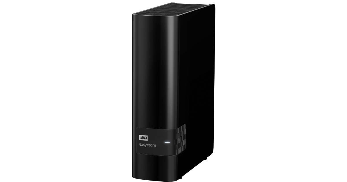 Disco Duro Externo USB 3.0 WD Easystore 4TB