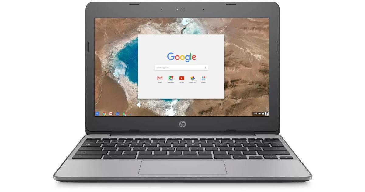 HP Chromebook 11.6″ 2 GB a solo $151.99 en Target (Reg. $190)