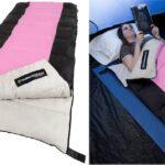 Sleeping Bag Wakeman para Adulto a solo $19.99 en Best Buy (Reg. $40)