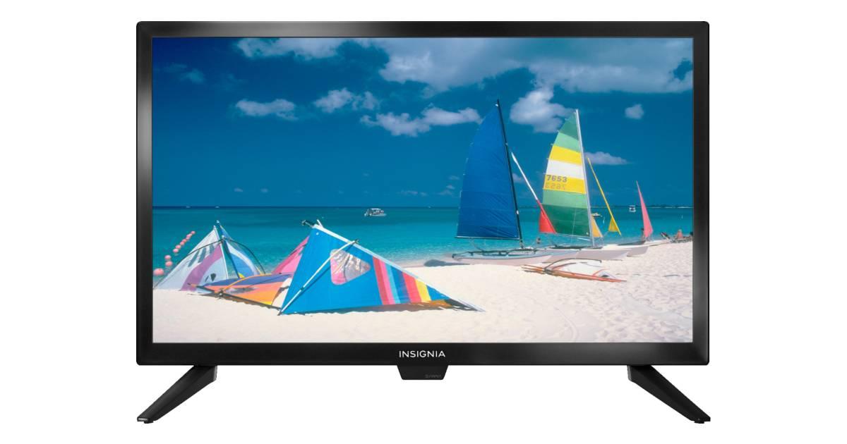 Televisor Insignia HDTV de 24 pulgadas