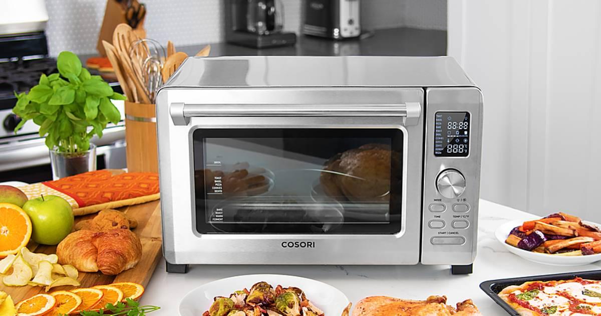 Horno Tostador de Convección Cosori a solo $129.99 en Best Buy (Reg. $170)