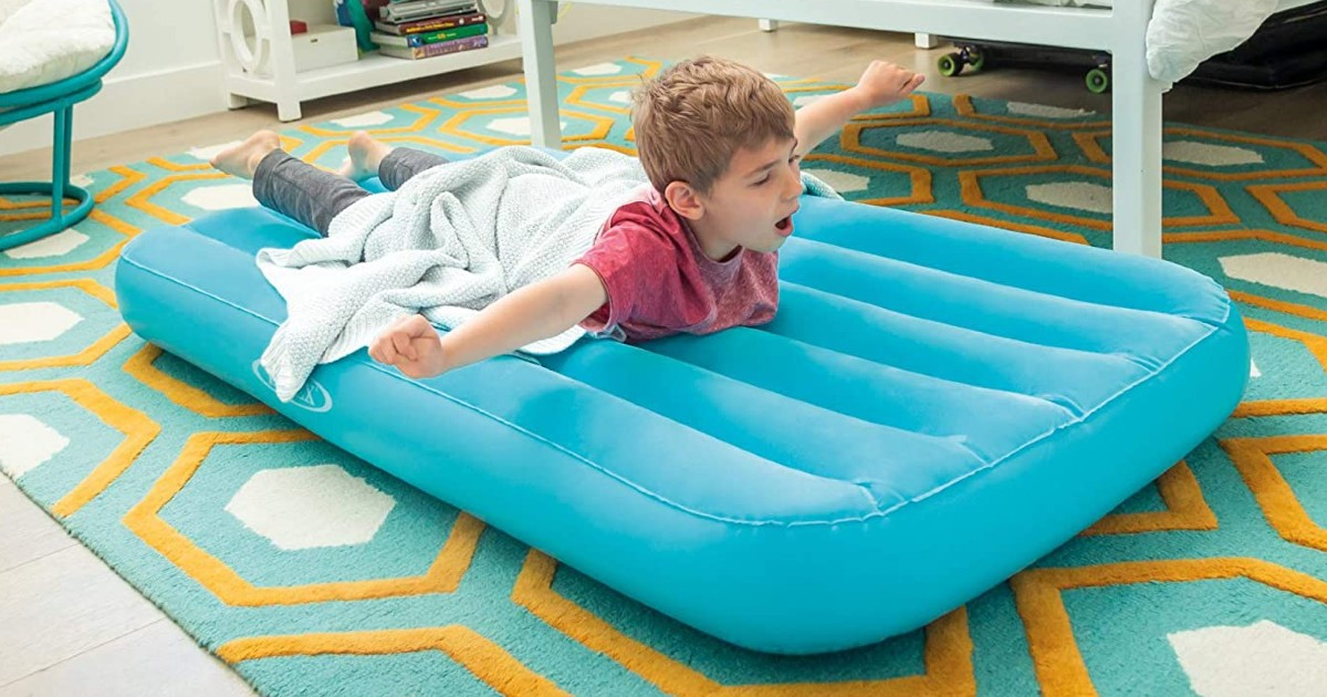 Mattress Inflable Intex SOLO $9 (Reg $33) – ¡HOY Solamente!