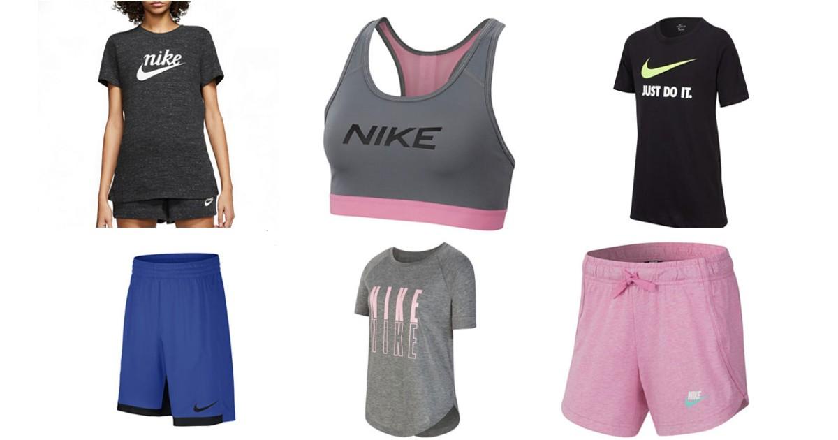 Ahorra Hasta un 25% de Descuento en Ropa Nike en JCPenney