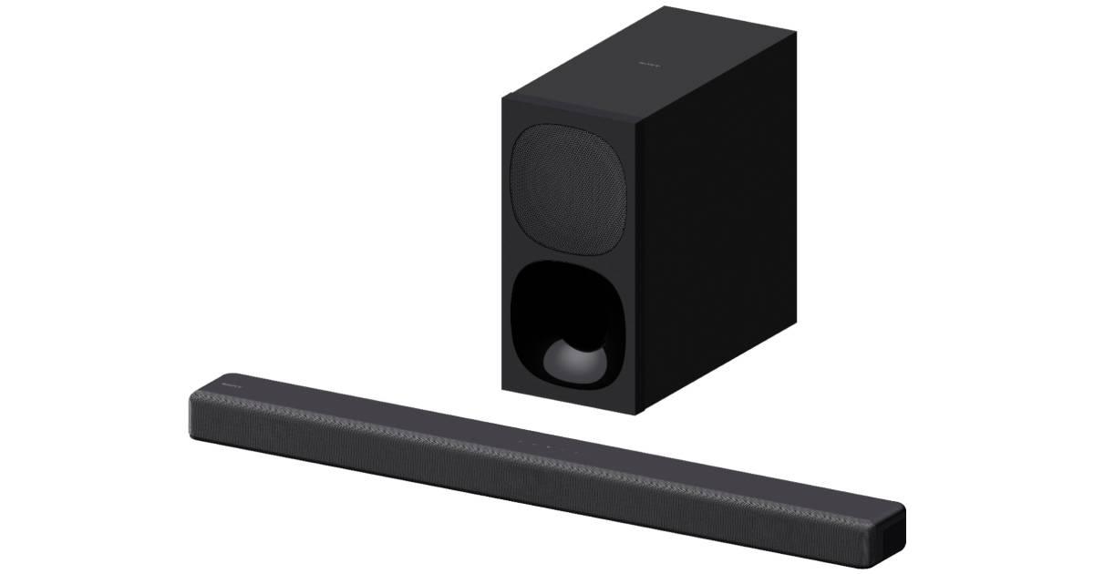 Sistema de Barra de Sonido Sony con Subwoofer a solo $399.99 en Best Buy (Reg. $600)