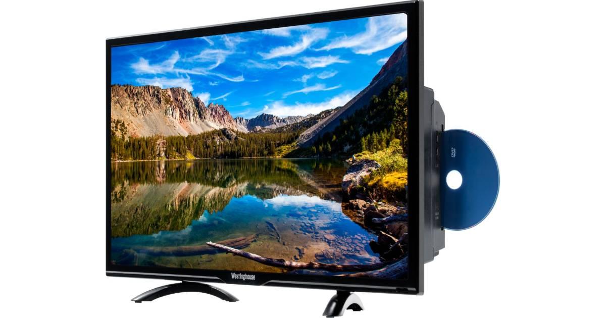 Televisor Westinghouse HDTV 24 pulgadas con DVD