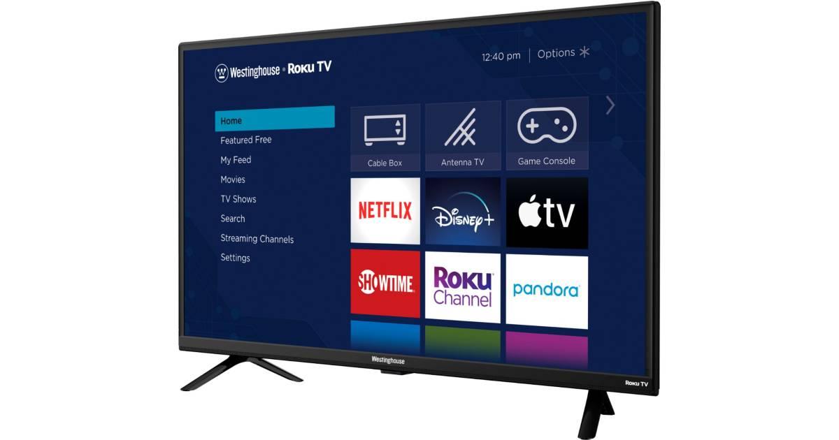 Televisor Westinghouse Smart HDTV