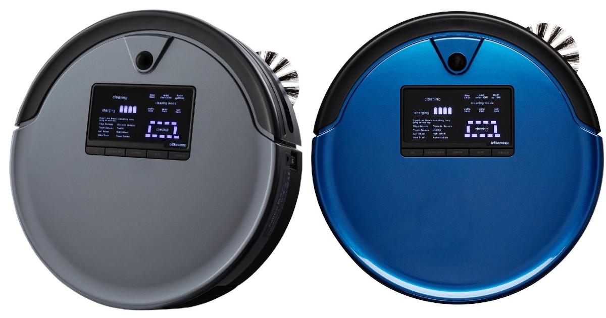 bObsweep PetHair Plus Robotic Vacuum