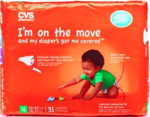 CVS Diapers Jumbo Pack