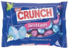 Crunch NestEggs