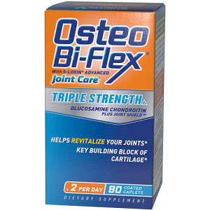 Osteo Bi-Flex, 80 ct